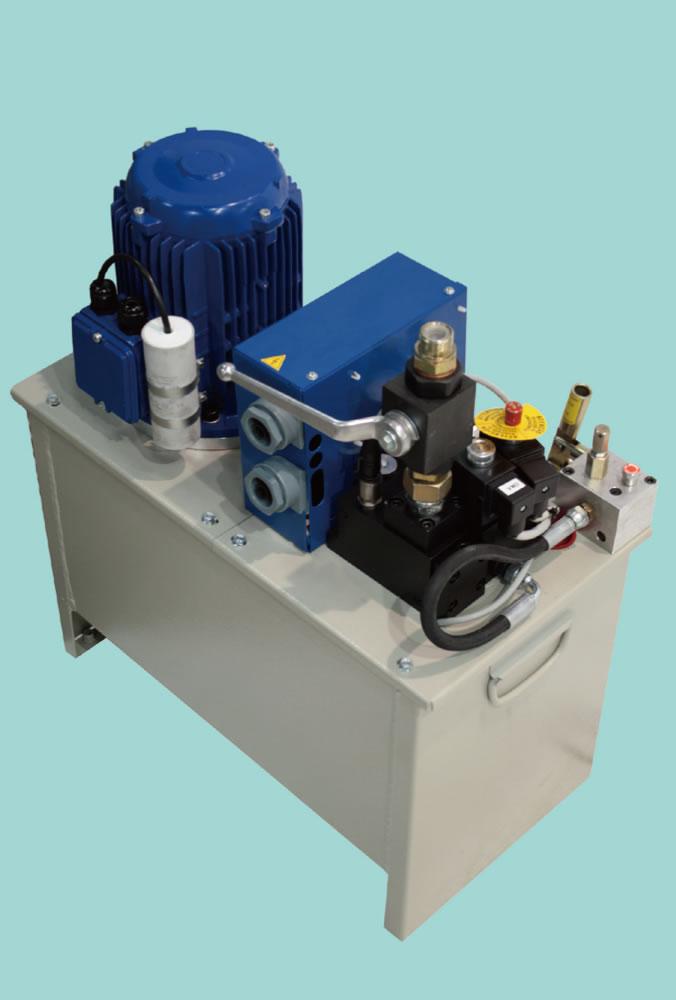 GMV HL风冷泵站
